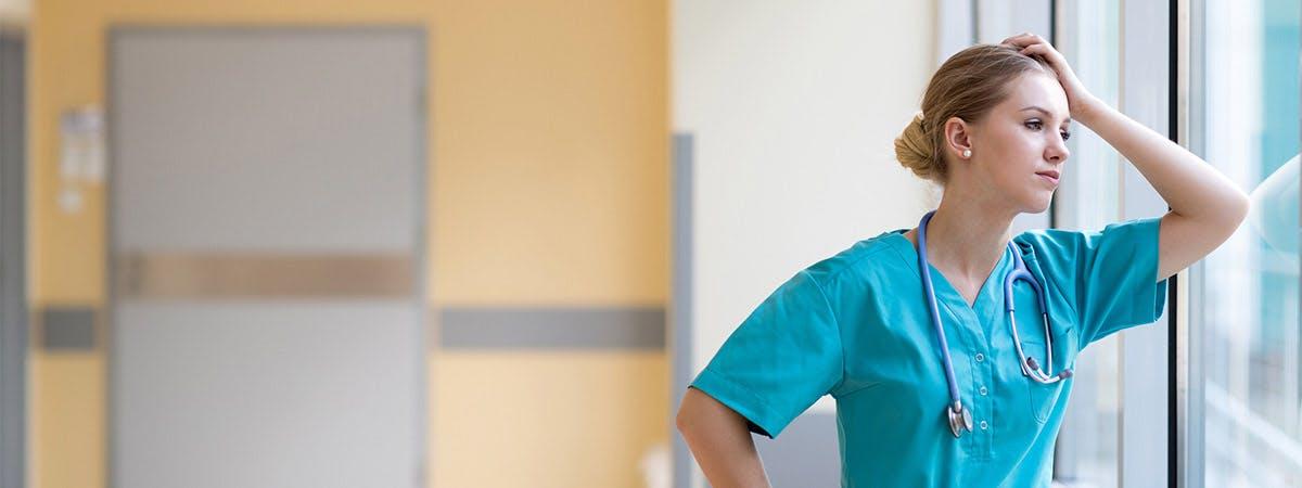 Nurse burnout primary image