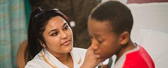 nursing and midwifery - departments - child nursing