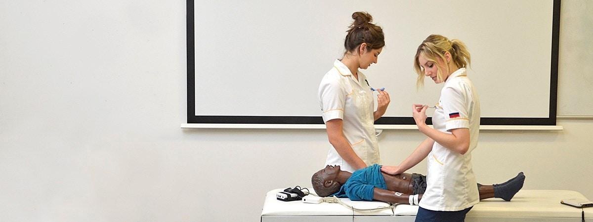 Nursing - Child - BSc (Hons) | Birmingham City University