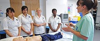 Department of Adult & Critical Care Nursing
