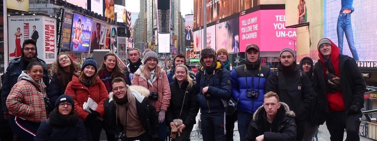 VisCom NYC trip 2019 - primary