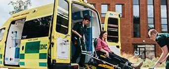 Employability - paramedic science