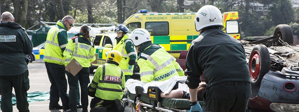 Birmingham City University : Paramedic Science - DipHE - 2017/18 Entry