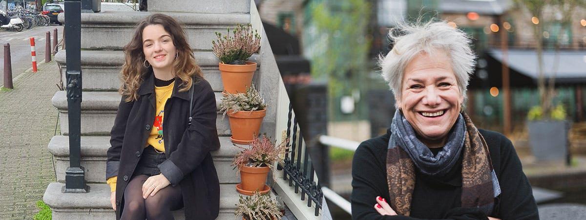 Passing the Baton: Gina McDonald and Lise Olson