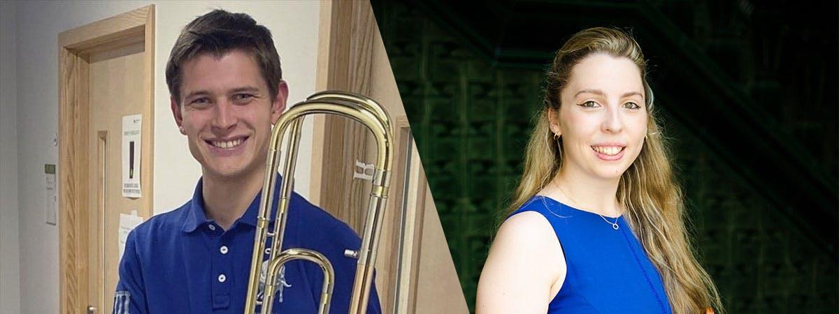 Thomas Pilsbury and Caroline Pether