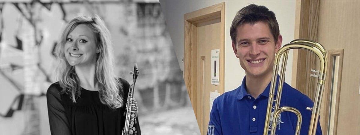 Naomi Sullivan and Thomas Pilsbury