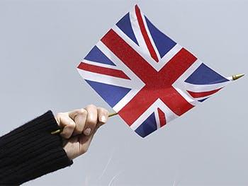 Centre for Brexit Studies Patriotism and Populism Page Image 350x263 - Hand waving a Union Jack flag