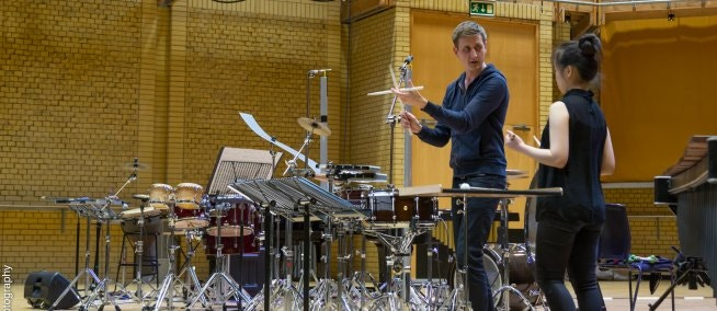 Percussion Masterclass