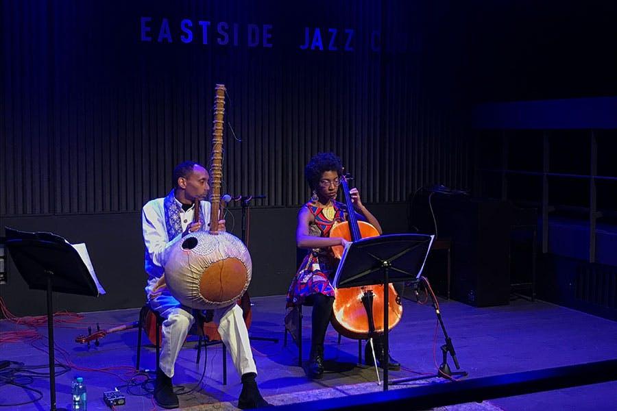 Performance at Eastside Jazz