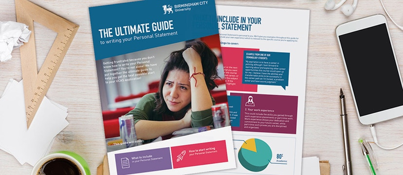 How To Write A Personal Statement Birmingham City University