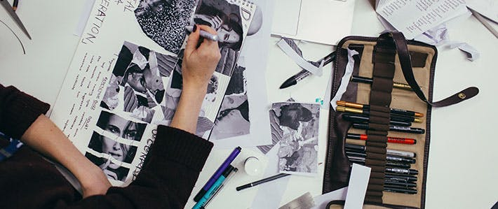 5 reasons to study visual arts in Birmingham- portfolio
