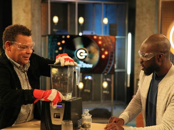 The Gadget Show Presenters on Set Gallery Image