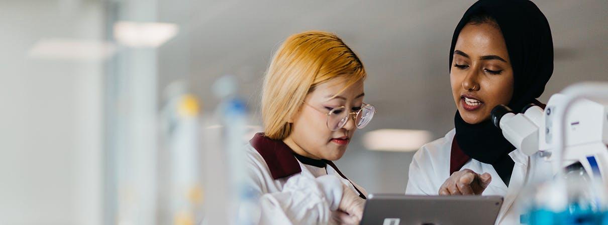Life Sciences career blog primary