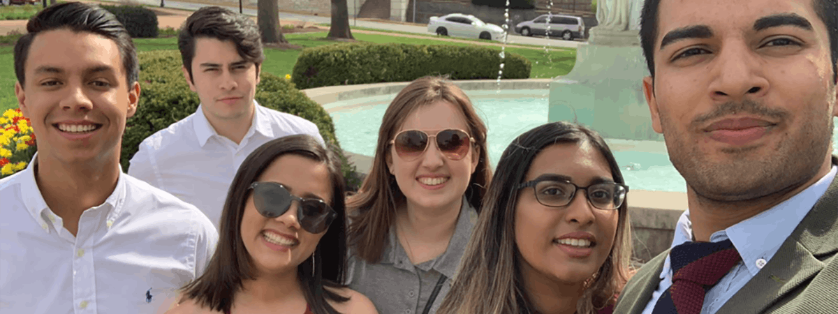 Second year Media and Communications student Priyanka took part in our Study Abroad exchange programme, and spent a semester at Northwest Missouri State University in the United States of America as part of her degree.