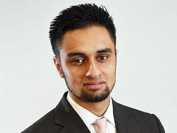 Qasim Wins Birmingham Live Apprenticeship Award
