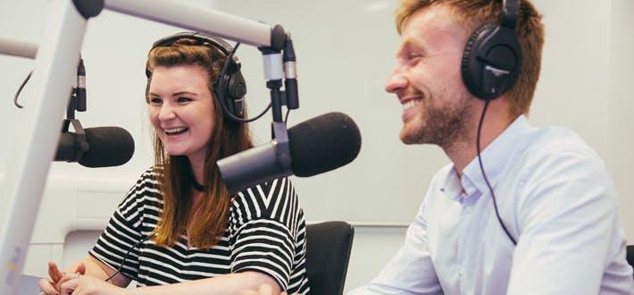 Curzon Street Studios - Radio Studio