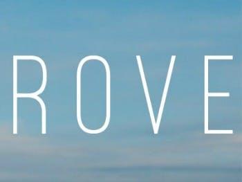 Rove fine art logo