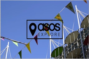 Final-year student Emily Lehmann worked on a project for ASOS, bringing online media to the high street with a new app that used geotagging. The app sent news feeds that direct the consumer to an open space. Once there, the shopper is then rewarded with discounts and content.