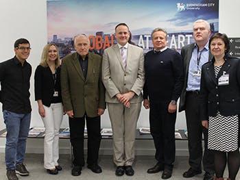 Erasmus+ delegation