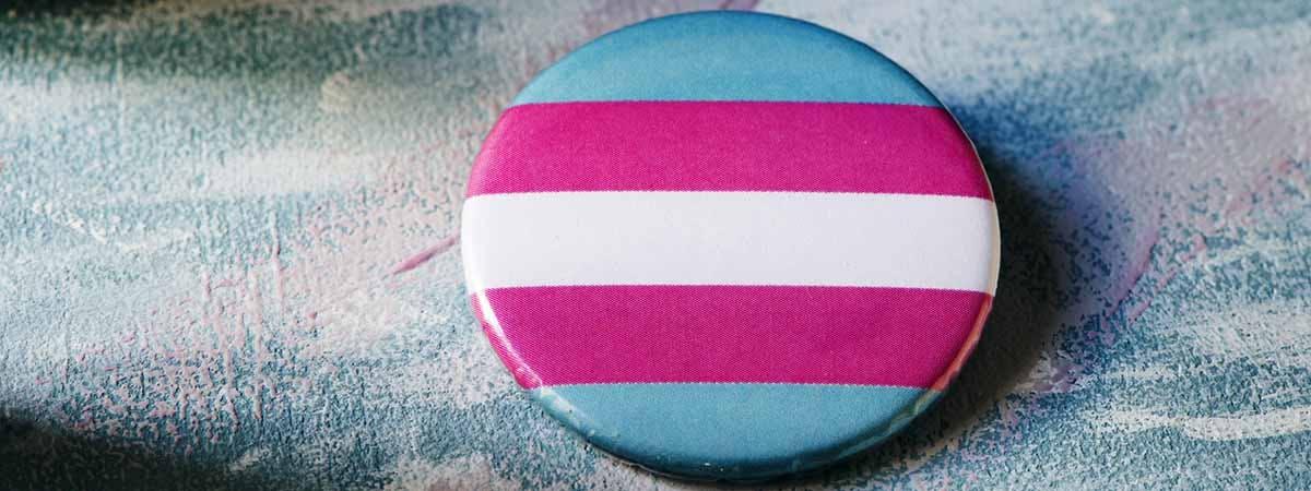 Safe Spaces 1200x450 - Transgender flag