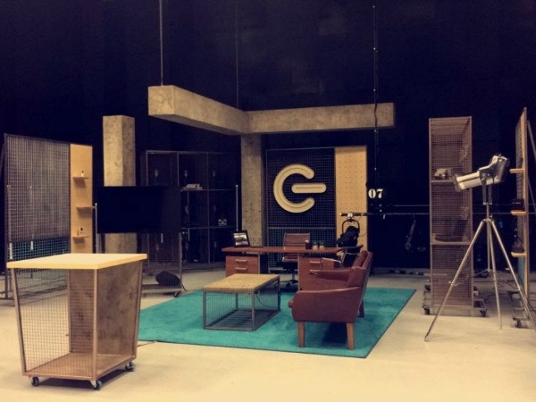 The Gadget Show Set Gallery Image