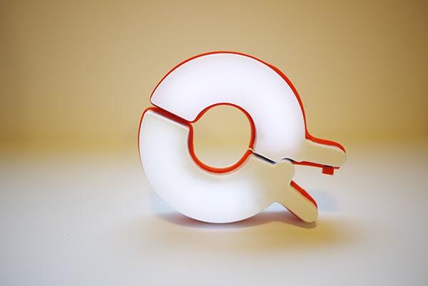 Shao-Kang Lu- Portable USB Light Donut