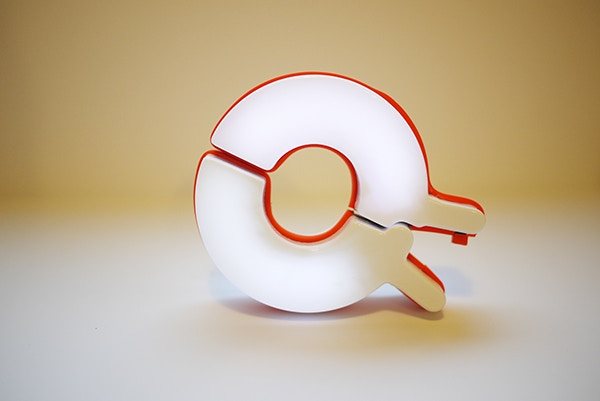 Shao-Kang Lu- Portable USB Light Donut