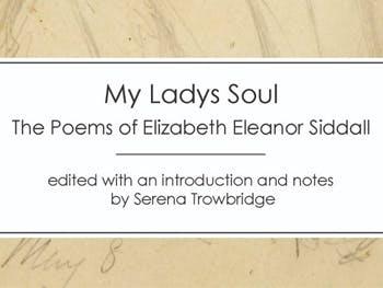Elizabeth Siddall cover news 2