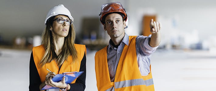 Student placements for business - construction
