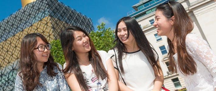 International Student Experience