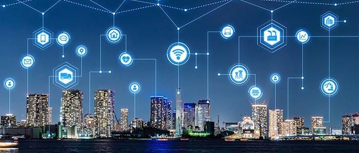 Smart cities header