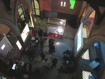 SoA Collective exhibition viewing