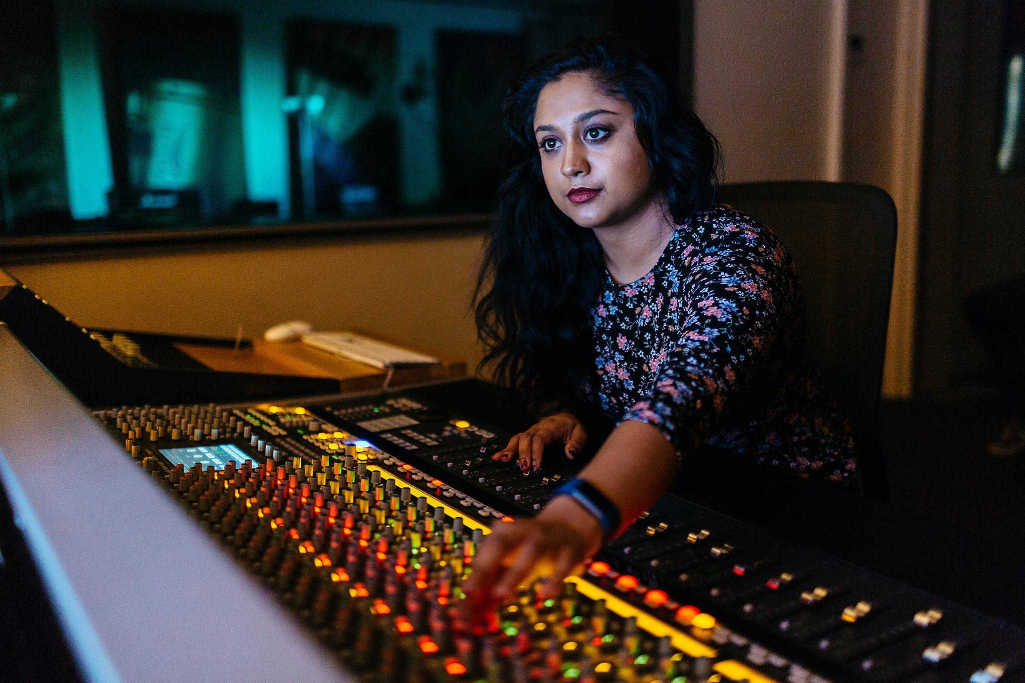 Sound Engineering Studio