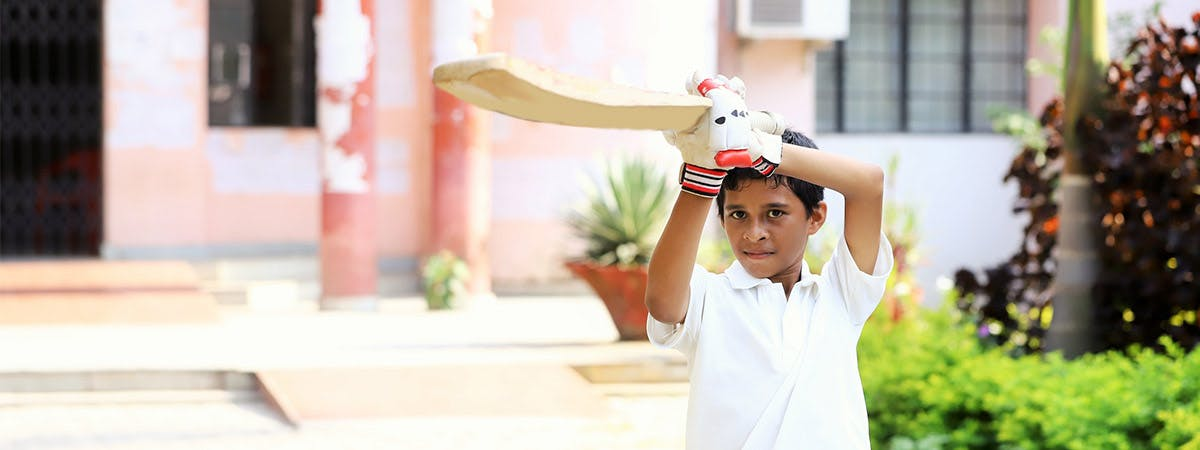 Tom Brown's research investigates why so few South Asian cricketers make the jump into turning professional.