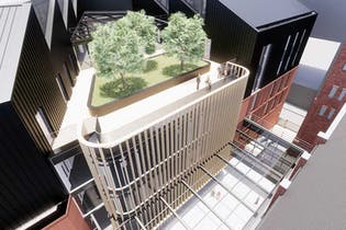 Image of STEAMhouse Phase 2 development