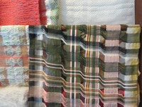 textile weave and material designs