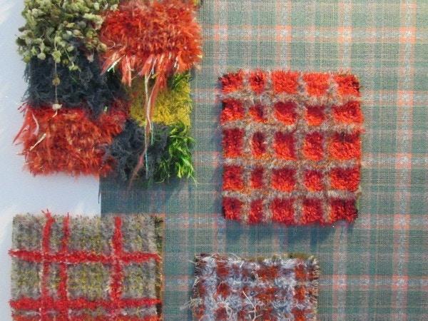 textile design felting designs