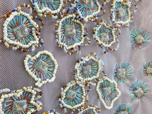 textile design embroidery