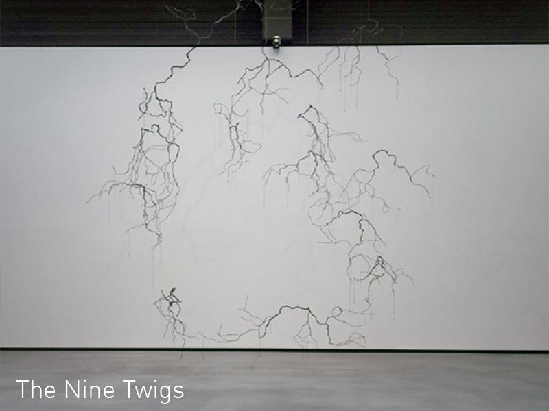 The nine twigs 2 by Shao Yinong