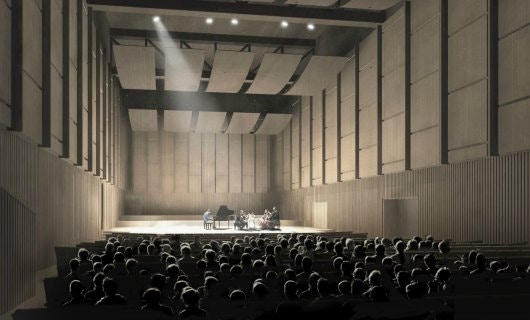 Concert Hall homepage