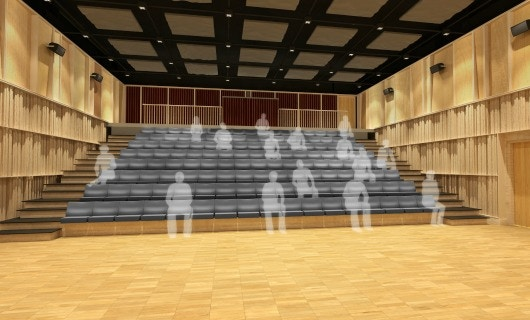 Recital Hall Homepage