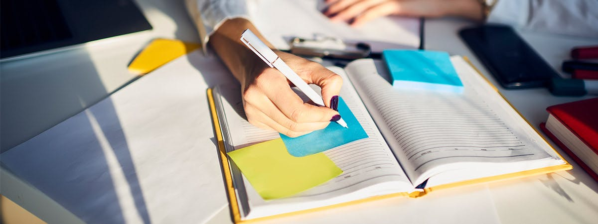 10 things you should do early in your PhD, from keeping a diary to making a plan.