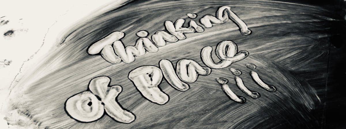 Thinking of place primary