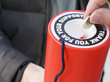 Centre for Brexit Studies Third Sector Image 350x263 - Charity Collection Tin