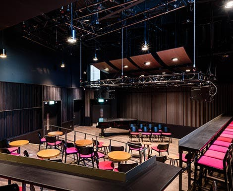 Eastside Jazz Club Hire Index