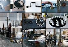 The Contraption - Karolina Bielskyte - Performative Design - Production Process