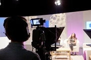 TV studio in action 2