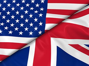 Centre for Brexit Studies UK US Image 350x263 - US and UK flags