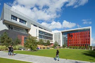 Photo of BCU Curzon Building