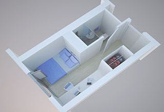 University Locks BCU accommodation